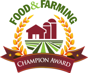 Food & Farming Champion Award
