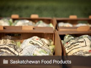 Saskatchewan Food Products