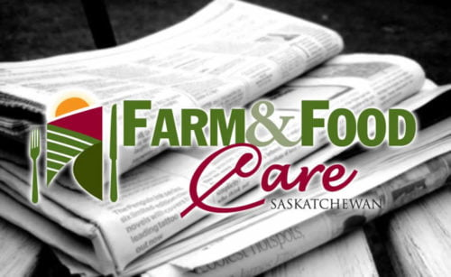 Get the latest news from Farm & Food Care Saskatchewan.