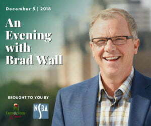 An Evening with Brad Wall
