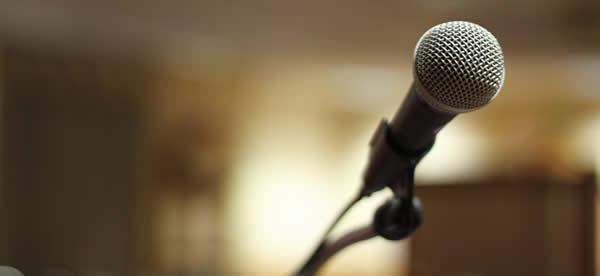 Book a Speaker or Workshop