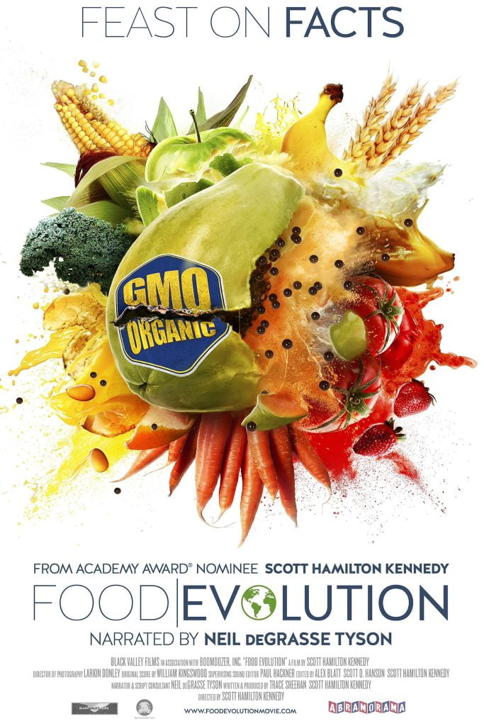 Food Evolution - free documentary screening