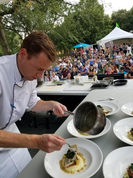 Taste of Saskatchewan Chefs Series