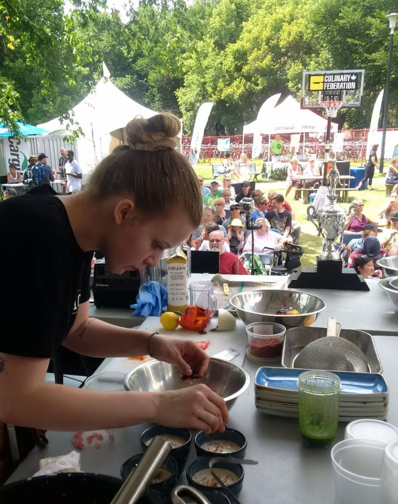 Top Chef Saskatchewan Competition 2019