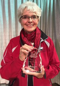 Sherri Grant - Champion Award Recipient