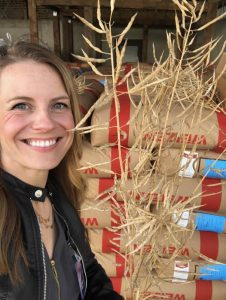 Lesley Kelly - 2019 Food and Farming Champion Award Recipient