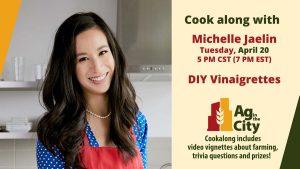 Michelle Jaelin Cookalong Vinaigrettes April 20